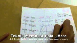 Video Teknik Membuat Pola Asas - RJ MP3, 3GP, MP4, WEBM, AVI, FLV Juli 2018