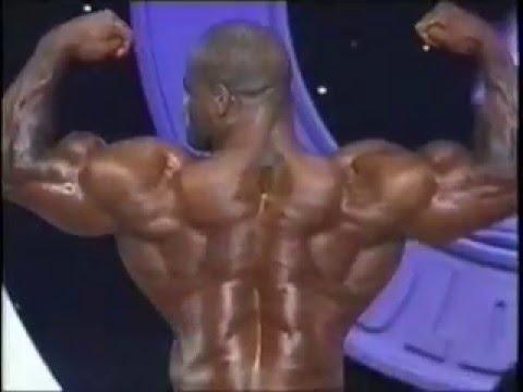 Крис Кормье на 2004 Arnold Classic