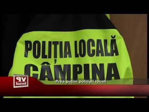 Prea putini politisti locali