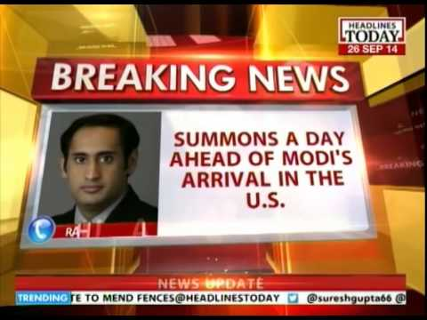 US court issues summons against PM Modi
