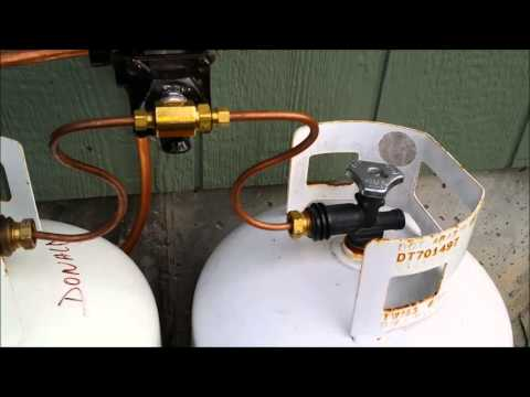 Switching from Electric to Propane Stove