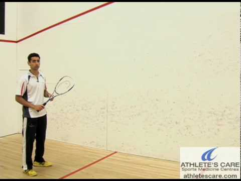 Razik's Squash Quick Tips 6 (Serve)