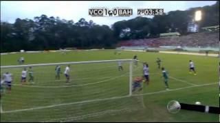 Melhores momentos Vitória da Conquista 3 x 0 Bahia 26/4/ 2015.