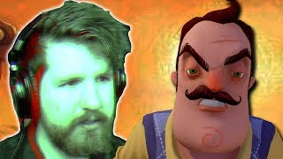 Hello Neighbor Playlist: http://bit.ly/hchelloneighborHello Neighbor beta (or Hello Neighbour beta) is out. What's the beta gameplay like? Well. Let me... show you... but you may not like what you see.Thanks for watching!PLAYLISTS - http://bit.ly/HCPlaylistsFacebook - https://www.facebook.com/HarshlyCriticalTwitter - https://twitter.com/JohnWolfeYTPatreon - https://www.patreon.com/harshlycritical?ty=hMerch - https://www.teepublic.com/stores/harshlycritical?utm_source=referral&utm_medium=youtube&utm_campaign=HarshlyCriticalOutro art by - oweeo - http://oweeo.ninja/Outro music by - Artificial Construct - http://on.fb.me/1wedGnLChannel avatar by - Galoo Game Lady - http://galoogamelady.deviantart.com/