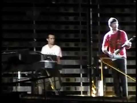 Me on stage with U2..AGAIN!!!