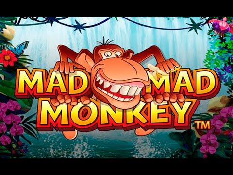 CasinoBedava'dan Mad Mad Monkey slot oyunu tanıtımı