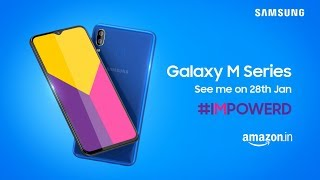 Samsung Galaxy M Series: Official Introduction