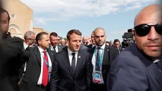 Video Quand Macron se prend pour Chirac MP3, 3GP, MP4, WEBM, AVI, FLV Mei 2017