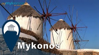 Mykonos | The Windmills