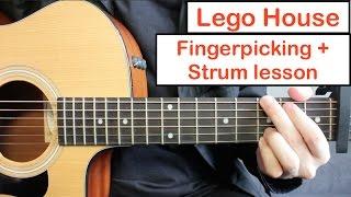 Video Ed Sheeran - Lego House | Guitar Lesson (Tutorial) How to play Chords MP3, 3GP, MP4, WEBM, AVI, FLV April 2018