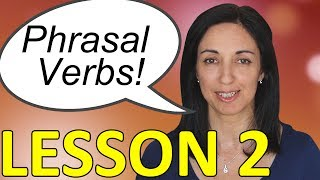 Phrasal Verbs in Daily English Conversations 2