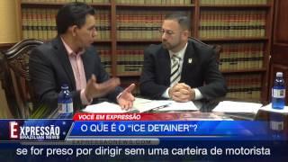 O Que é o ICE Detainer with Darren Covar