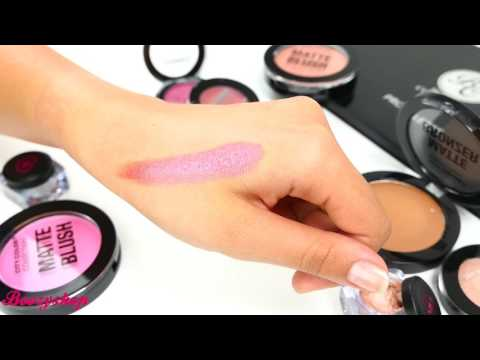 City Color City Color Shimmer Shadow Ladylike