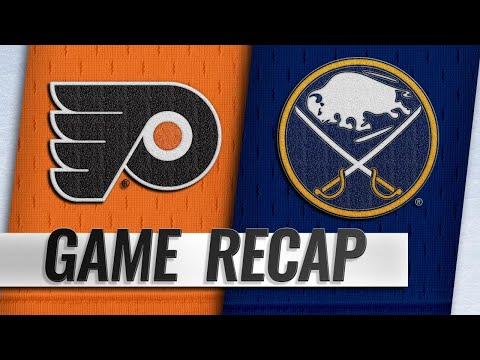 Flyers score six unanswered goals in 6-2 win