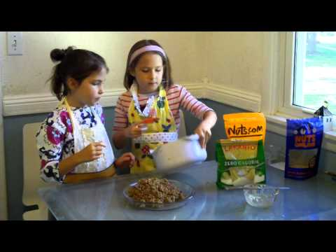 Kids Cooking Healthy – Quinoa Crunch Bars