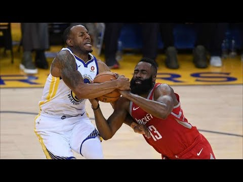 Andre Iguodala Doubtful For Game 4! 2018 NBA Playoffs (видео)