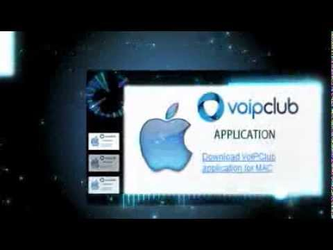 Video of VoIPclub cheap VoIP/SIP calls