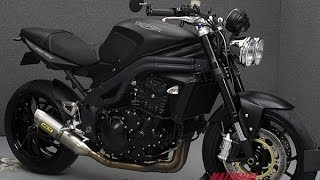 2. 2009  TRIUMPH  SPEED TRIPLE - National Powersports Distributors