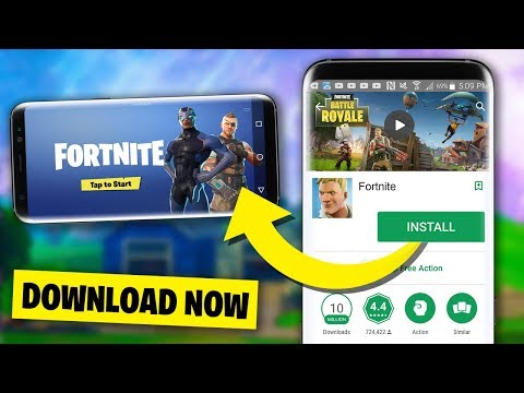 How To Download & Play Fortnite Mobile On Android