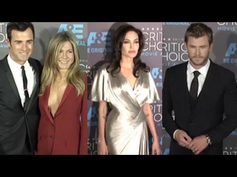 Critics' Choice Movie Awards 2015 - Red Carpet (Angelina Jolie, Jennifer Aniston & More).
