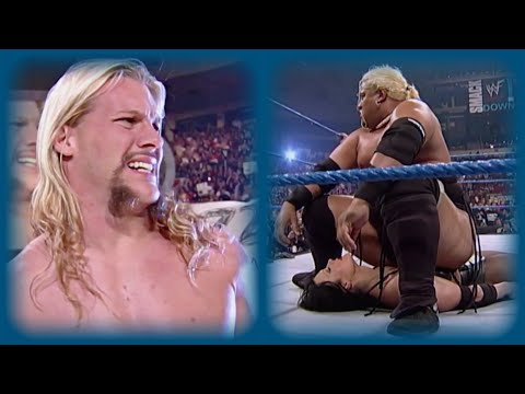 Chyna, Chris Jericho & Hardcore Holly vs. Rikishi & Too Cool: SmackDown!, Jan. 20, 2000