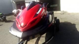 7. 2017 Kawasaki Jet Ski 310 HP Ultra X SE