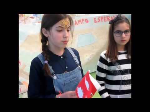 Ajude-nos a ajudar o Campo Esperança - Campanha Solidária - Escola Básica de Lagoas
