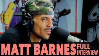 Video Matt Barnes on Rihanna Scandal, Being Traded, Divorce, And More! (Full Interview) | BigBoyTV MP3, 3GP, MP4, WEBM, AVI, FLV Mei 2018