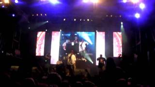 Jedi Mind Tricks & Army of the Pharaohs  -  Bloody Tears & Seven live@touchthelake2010
