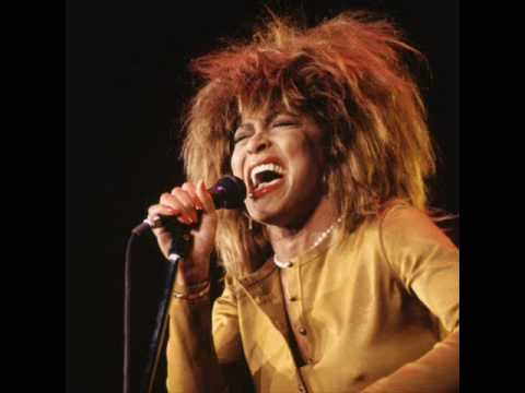 Tina Turner - Rock me Baby lyrics