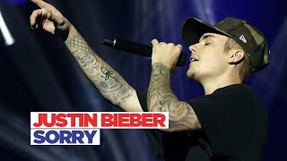Video Justin Bieber - 'Sorry' (Jingle Bell Ball 2015) download in MP3, 3GP, MP4, WEBM, AVI, FLV January 2017