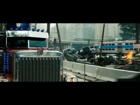 Transformers 3- Dark of The Moon,Final Battle Schene Part1,in Full HD Blue Ray