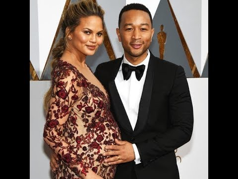 Chrissy Teigen And Husband John Legend Welcome Baby #2