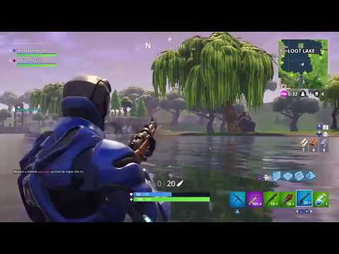 FORTNITE-World Record Carabine ?!?- PS4