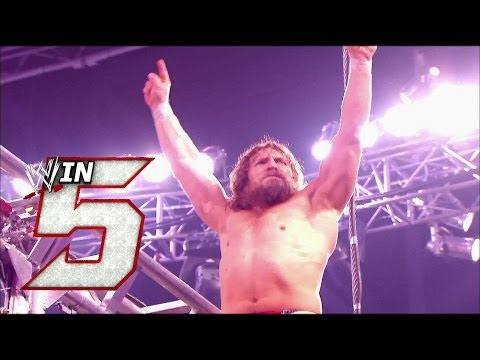 WWE in 5 - Week of January 13, 2014