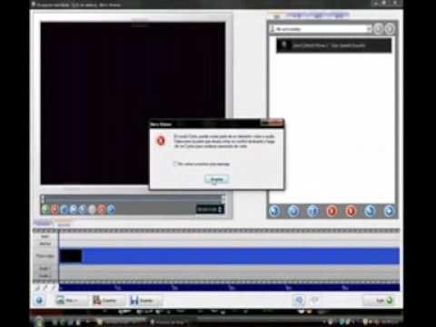 como editar un video en nero 7