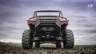 4. All-New 2018 Polaris RANGER XP 1000 EPS UTV