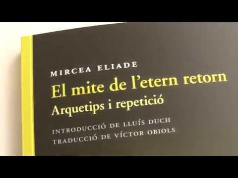 Booktrailer d''El mite de l'etern retorn', de Mircea Eliade