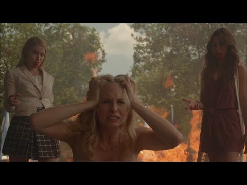 Vampire Diaries Season 7 - The Vampire Diaries: 7x01 - The Heretics attack Mystic Falls [HD]