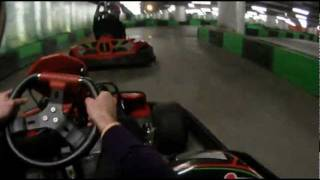 Preview video Feb.2011 - Gara di Kart a Montecatini