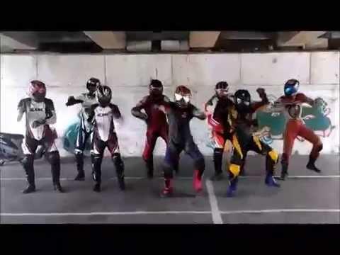 PSY - GANGNAM STYLE ( 江南 Style ) 騎馬舞 台灣騎士版