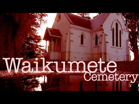 Most Haunted Cemetery in New Zealand —Waikumete Cemetery!!!
