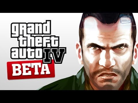 GTA 4 Beta Version and Removed Content - Hot Topic #13