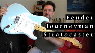 Fender Journeyman Stratocaster - Rob Chapman