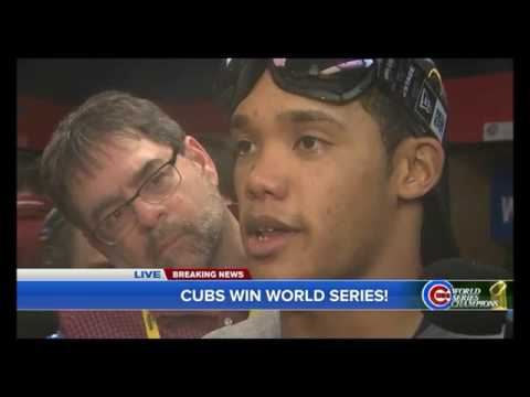 Funny Chicago Cubs Win World Series 2016 THERE'S NO CRYING IN BASEBALL!