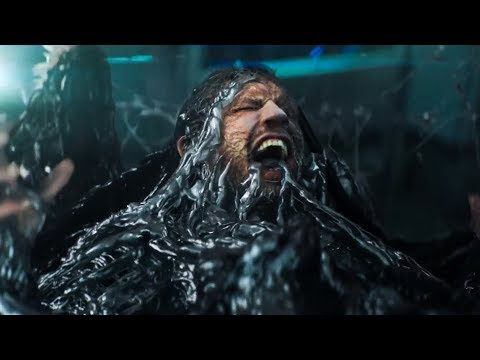 Venom vs. Riot Final Battle Scene | Venom (2018)