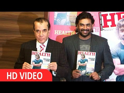 R Madhavan On The Cover Of Health & Nutrition Magazine-2 UNCUT