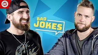 Video Dude Perfect Christmas Bad Joke Telling MP3, 3GP, MP4, WEBM, AVI, FLV Desember 2018