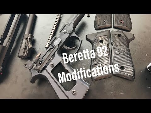 Best Beretta 92 Modifications