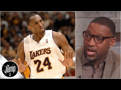 Kobe Bryant could score 100 in a game in today's NBA - Tracy McGrady | The Jump